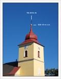 Image for TB 2518-16 Výprachtice, kostel, CZ