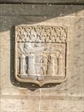 Image for Blason de Bordeaux - Fontaine Monument aux morts américains - Tours, France