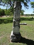 Image for Ben T. Ramsey - White Rock Cemetery - Ross, TX