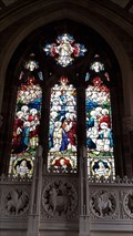 Image for Stained Glass Windows - St Peter - Widmerpool, Nottinghamshire