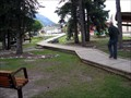 Image for Boardwalk, Rotary Friendship Park, Canmore, AB, Canada