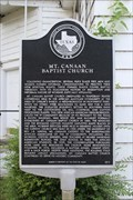 Image for Mt. Canaan Baptist Church