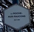 Image for La Roche aux Faucons - Neupré - Belgique. 200m
