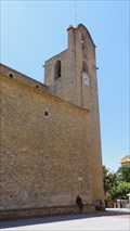 Image for Bell Tower of Esglesia de Sant Pere – Begur, Spain