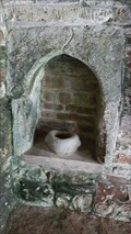 Image for Holy Water Stoup - St Marwenne - Marhamchurch, Cornwall