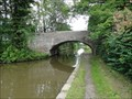 Image for Bridge 162 Over Trent & Mersey Canal - Moston, UK