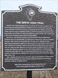 Image for The Great Sauk Trail, Henry County, IL
