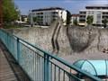 "Image for Climbing Wall at the ""Parc des eaux vives"" - Huningue, Alsace, France"