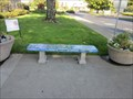 Image for St Rose Hopsital Mosaic Bench - Hayward, CA