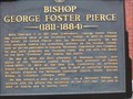 Image for Bishop George Foster Pierce