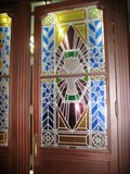 Image for Stained glass windows & doors - Paróquia São Luís Gonzaga - Sao Paulo, Brazil