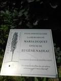 Image for Le chêne de Maria Duquet. -Shawinigan.  -Québec.