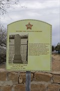Image for 17 Historic Fort Stockton Cemetery -- Fort Stockton TX