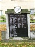 Image for Combined World War Memorial - Srbec, Czech Republic