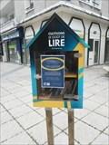 Image for La Boite à livres 01 - Boulogne-sur-mer, France