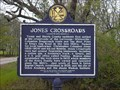 Image for Jones Crossroads HCC HM, Troup CO.