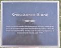 Image for Springmeyer House