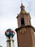Image for Globe at the Crossroads of the World, Hollywood, CA