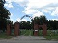 Image for Ramer Cemetery Arch - Ramer, Alabama