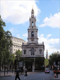 Image for St Mary-le-Strand - The Strand, London, UK