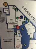 Image for Plaza Level Parking Map - Mission Viejo, CA