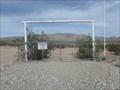 Image for Goodsprings Cemetery - Goodsprings, NV