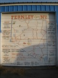 Image for Map of Nevada - Fernley, NV