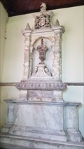 Image for Francis Newport, Earl of Bradford monument - St Andrew - Wroxeter, Shropshire