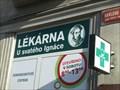Image for Lékárna U sv. Ignáce - Praha 2 -Nové Mesto, CZ