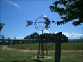 Image for Spinning Sphere Weathervane - near Sheridan, Oregon