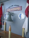 Image for Intrepid  Sea-Air-Space Museum Bell, NYC