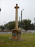 Image for York War Memorial - York , Western Australia