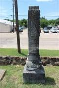 Image for Walter B. Spooner - Hillsboro City Cemetery - Hillsboro, TX