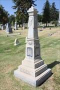 Image for Brown - Salt Lake City Cemetery - Salt Lake City, UT