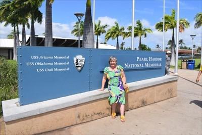 veritas vita visited USS WAHOO - Lost at Sea Memorial - Pearl Harbor
