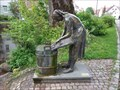 Image for Occupational Monument - Laundress Women - Hüfingen, Germany, BW