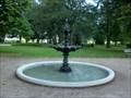 Image for Fontaine du Parc du Cours - Épinal