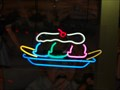 Image for Ice  Cream Bowl - Neon Sign - Old Town, Kissimmee, Florida