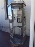 Image for A payphone, Cannes, Rue Georges Clemenceau