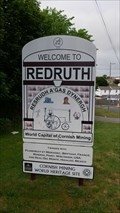 Image for Twinning Plaque - Redruth Cornwall UK/Mineral Point Winsconsin USA