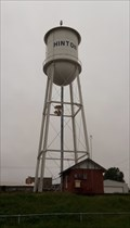 Image for Water Tower - Hinton, Oklahoma