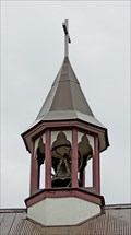 Image for St. George's Anglican Church Bell Tower- Enderby, BC