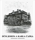 Image for Capek Brothers House by Karel Stolar - Prague, Czech Republic