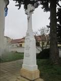 Image for Churchyard Cross - Strelice, Czech Republic