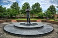 Image for Dale Earnhardt Hometown Hero Statue - Kannapolis NC
