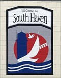 Image for South Haven Welcome Sign Mural - South Haven, Michigan