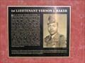 Image for 1st Lieutenant Vernon J. Baker - Cheyenne, WY