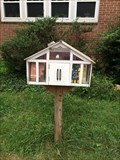 Image for Hope Lutheran Church Little Free Library - College Park, MD
