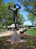 Image for Jesse Owens, Fort Huntington Park, Cleveland, Ohio
