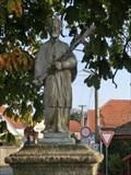 Image for St. John of Nepomuk // sv. Jan Nepomucký - Nezamyslice, Czech Republic